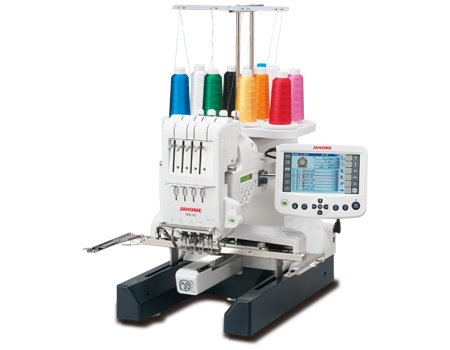 embroidery machine shop