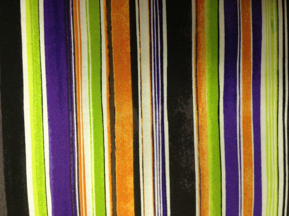 Halloween Classic Stripe