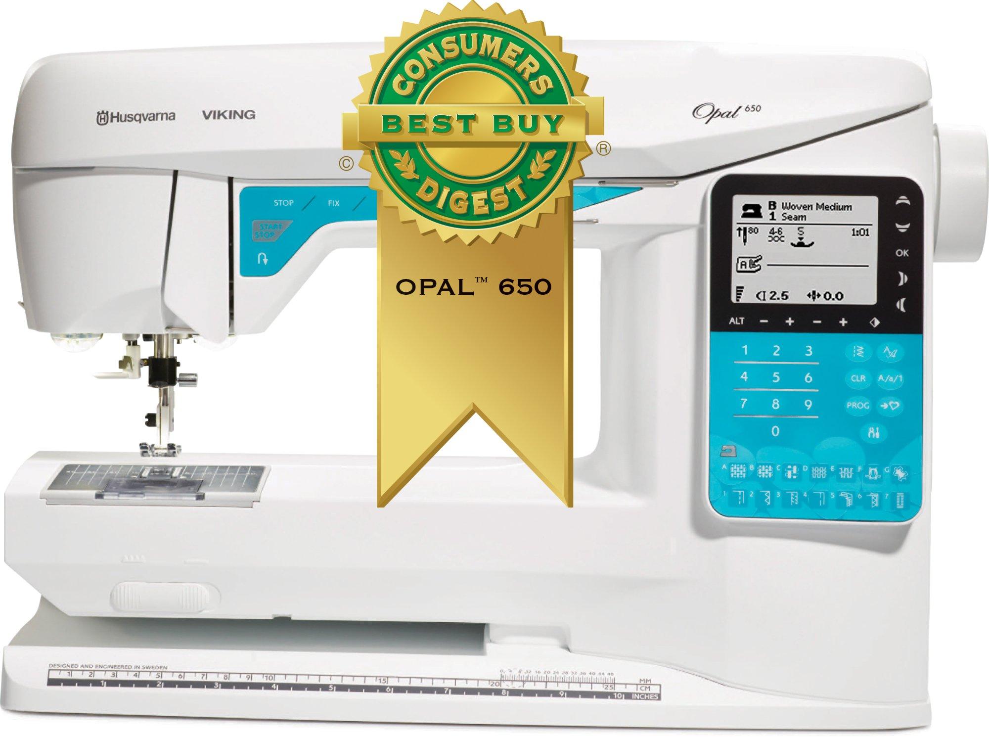 viking opal 650 sewing machine chicago illinois
