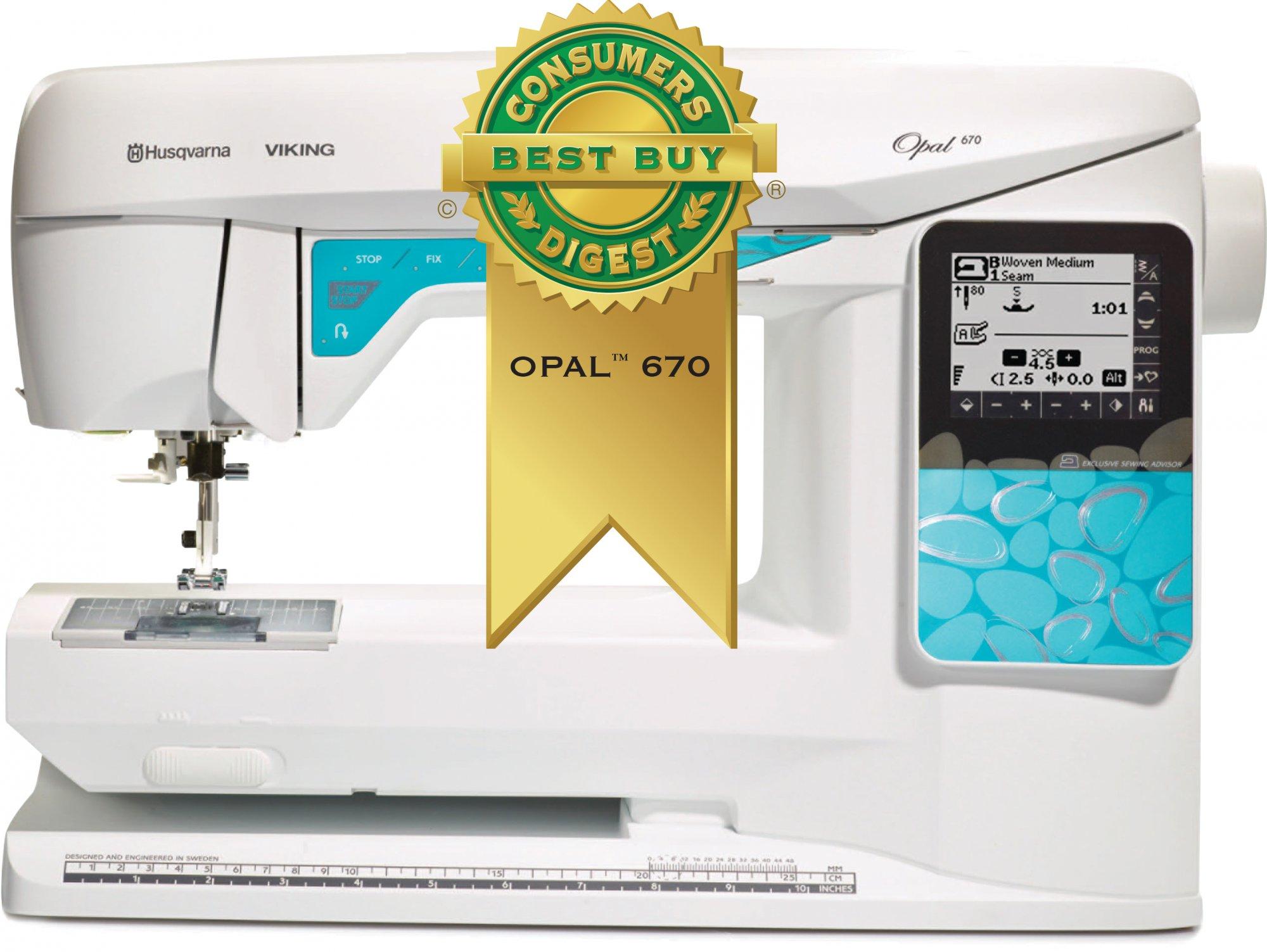 viking opal 670 sewing machine chicago illinois