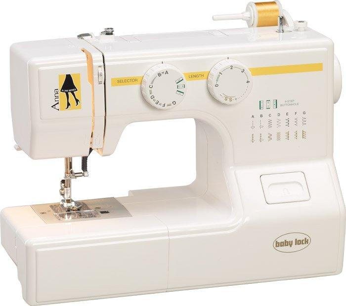 babylock tempo sewing machine
