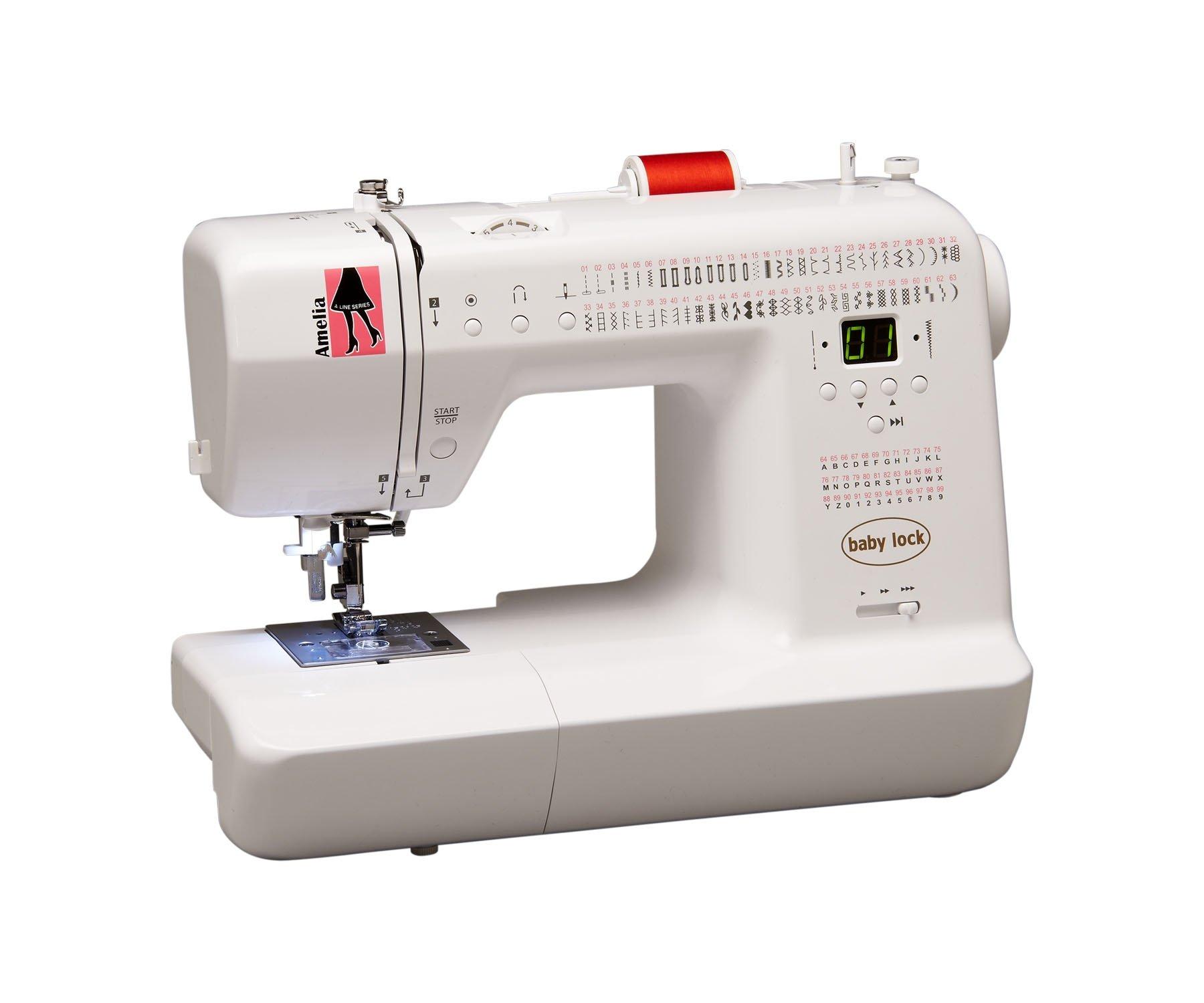 baby lock sewing machine bl9