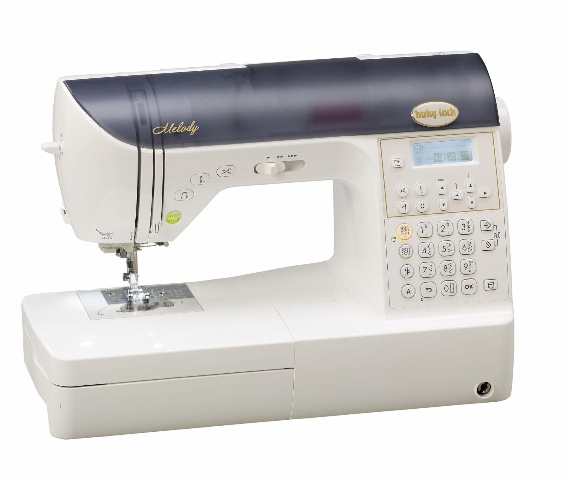 babylock bl9 sewing machine reviews