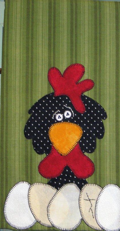 Chicken Patterns