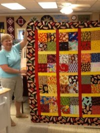 Cute Candy Quilt