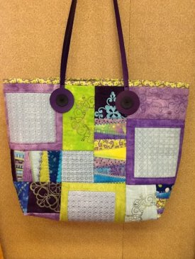 My decorative quilter Floriani training classes
