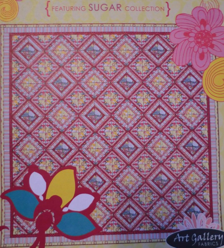 Sweet Dreams Quilt Kit