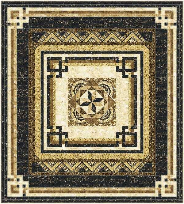 Elegante quilt pattern - downloadable