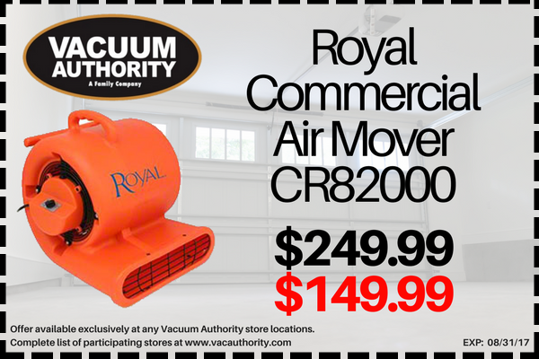 Royal Commercial Air Mover