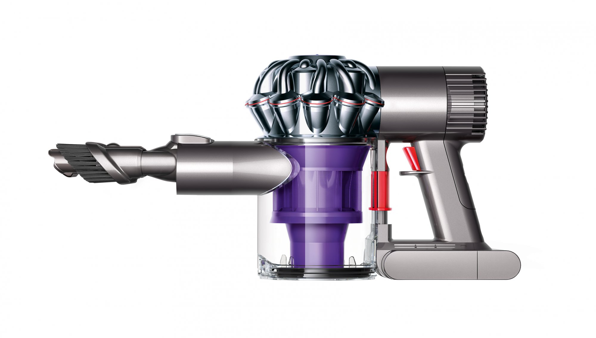 dyson v6 trigger handheld vacuum cleaner v6trigger 885609001920. Black Bedroom Furniture Sets. Home Design Ideas