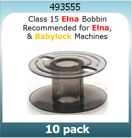 elna sewing machine bobbin