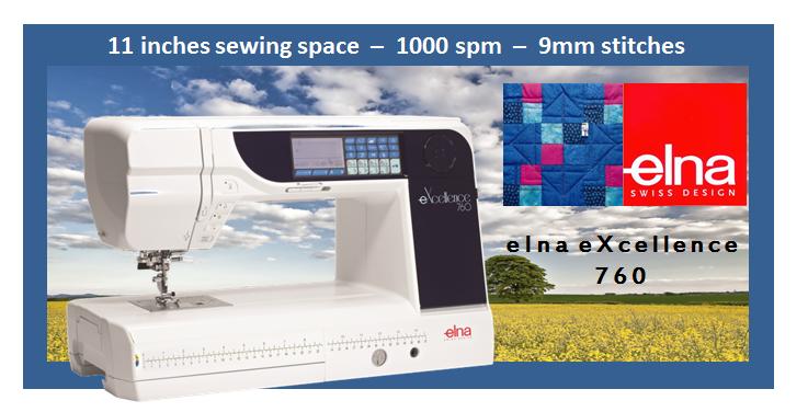 elna 760 sewing machine