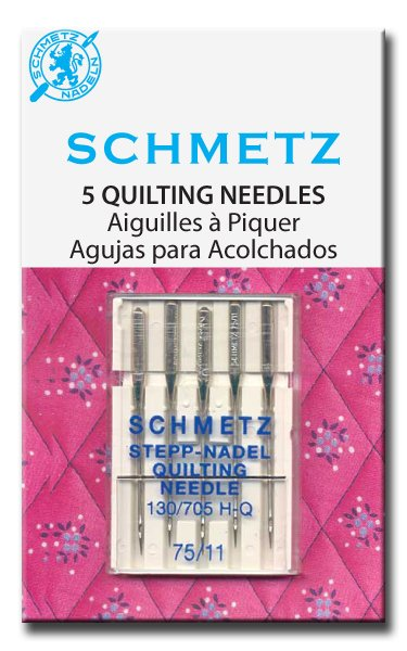 Schmetz 1735 Machine Needles Quilting 11/75
