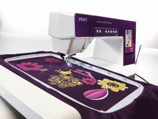 embroadery machine