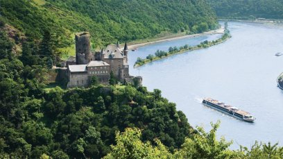 Travel with us on the romantic Rhine River