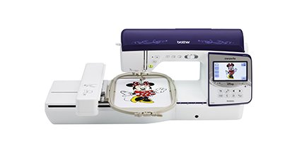 Innov-is NQ3600D Combination Sewing & Embroidery