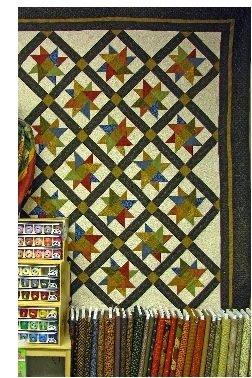 Navaho Rose Pattern