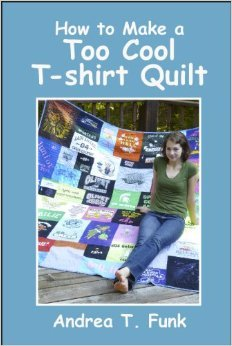 How To Make A Too Cool T Shirt Quilt Andres T Funk