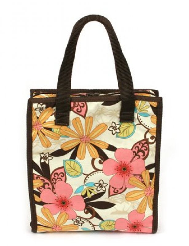 Snapped Accessory Tote Cotton