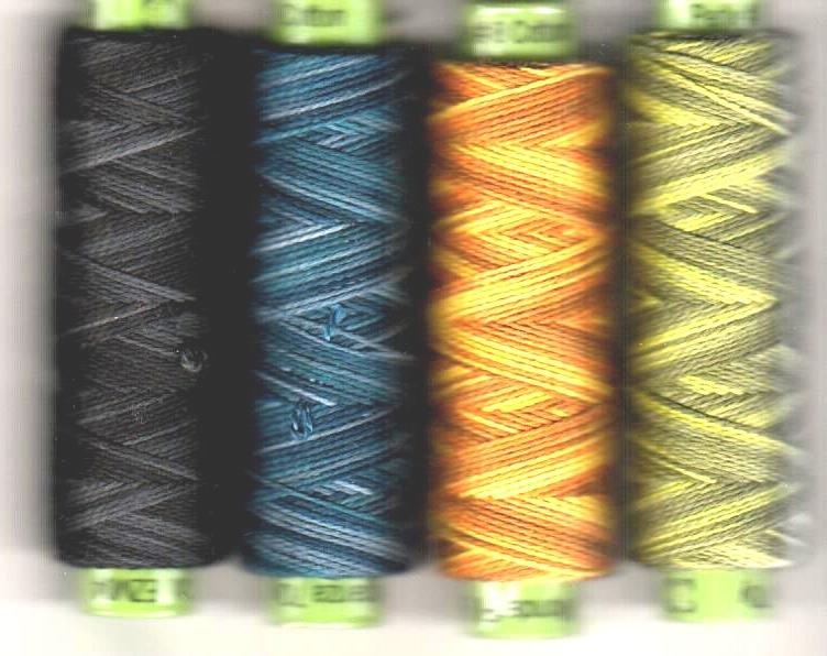 Bertie's Spring Thread Kit