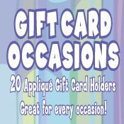 Gift Card Occasions <br> By Dakota Collectibles