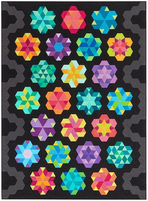 2017 Sampler Bom Sweet Tooth By Jaybird Quilts