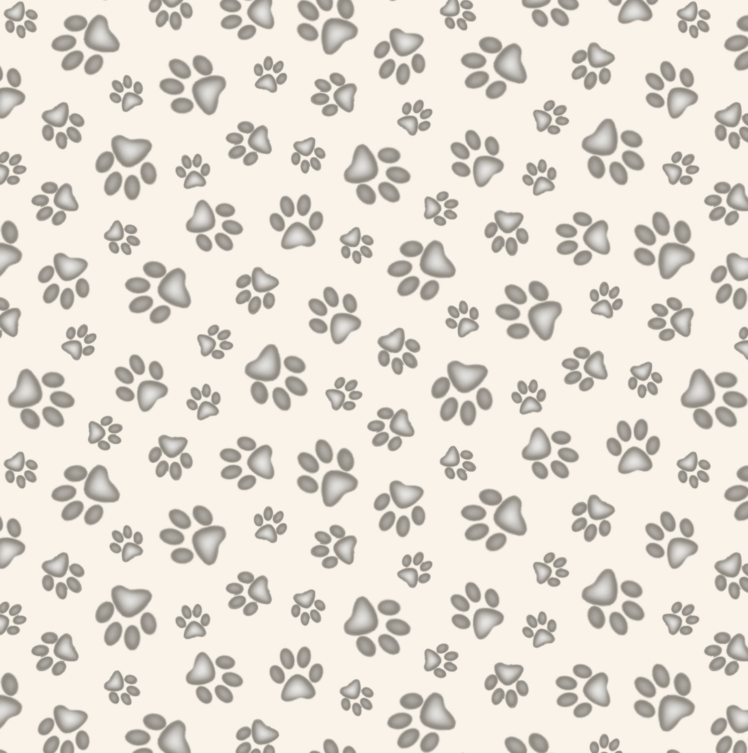 Adorable Pets-paws on cream