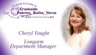 Cheryl Vought