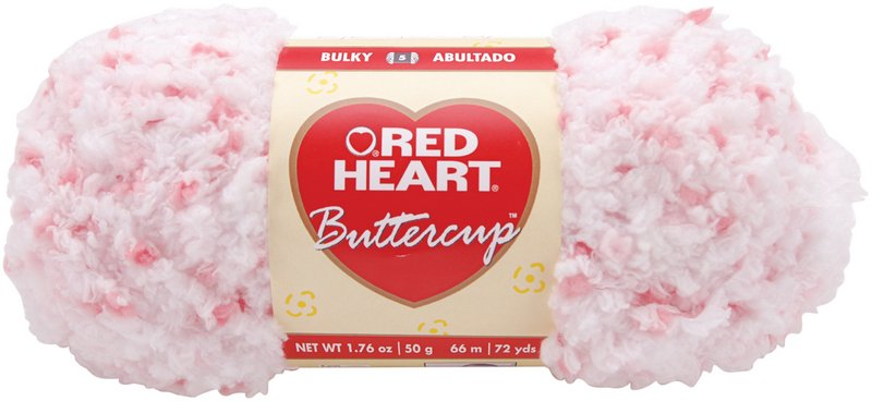 Knitting Patterns For Red Heart Buttercup Yarn : Red Heart Buttercup Yarn - 067898055215