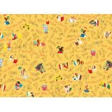 Poky Little Puppy Fabric 1649 20817 s