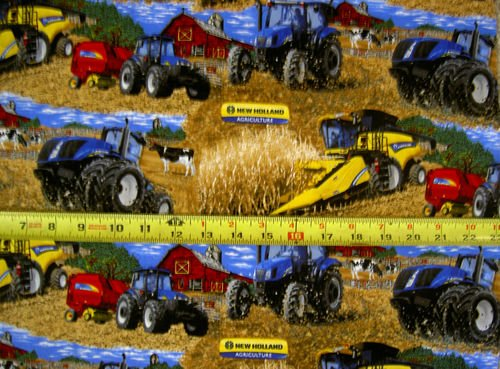 New Holland Tractor Fabric : New holland tractor c
