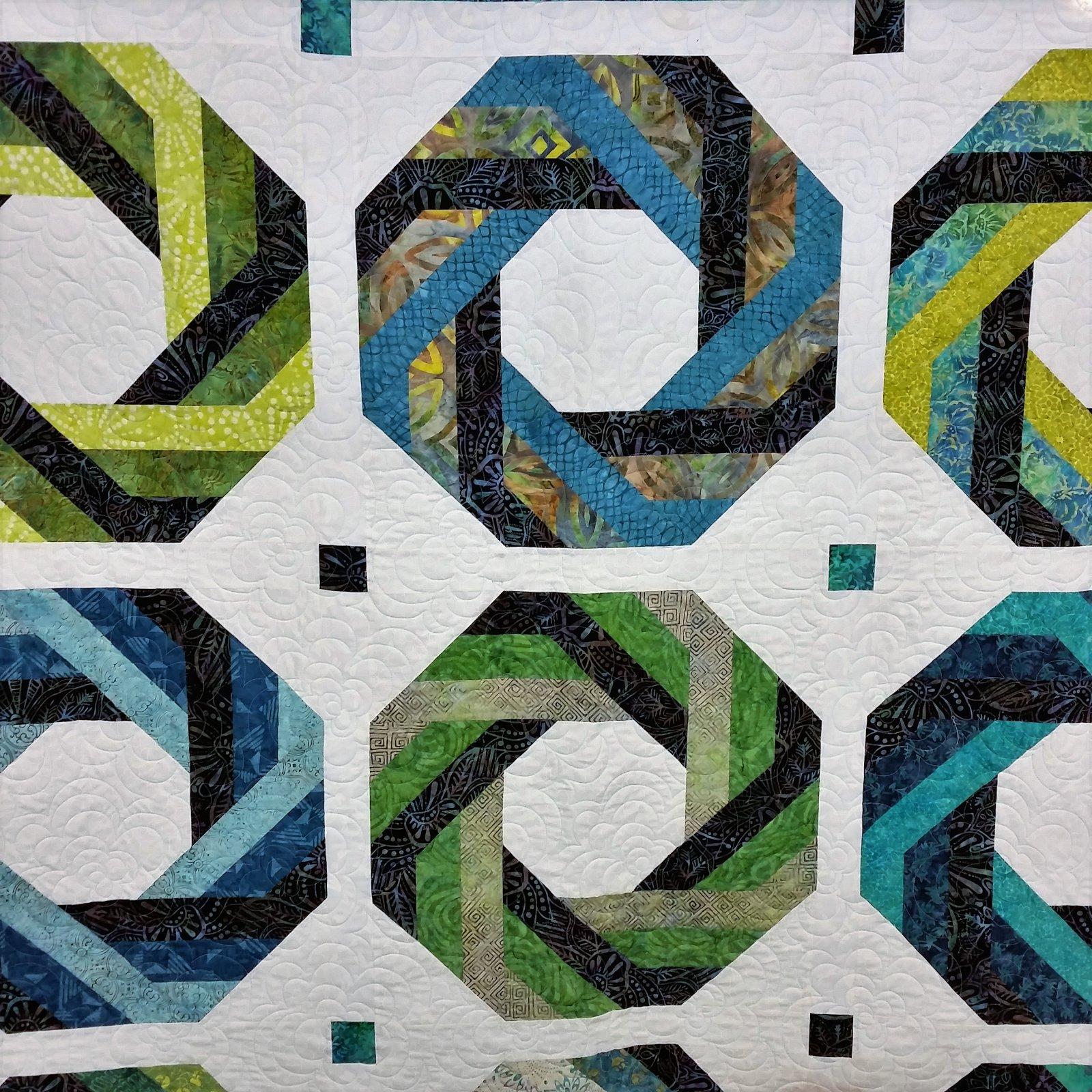 Easy Basket Weave Quilt Pattern : Basket weave quilt