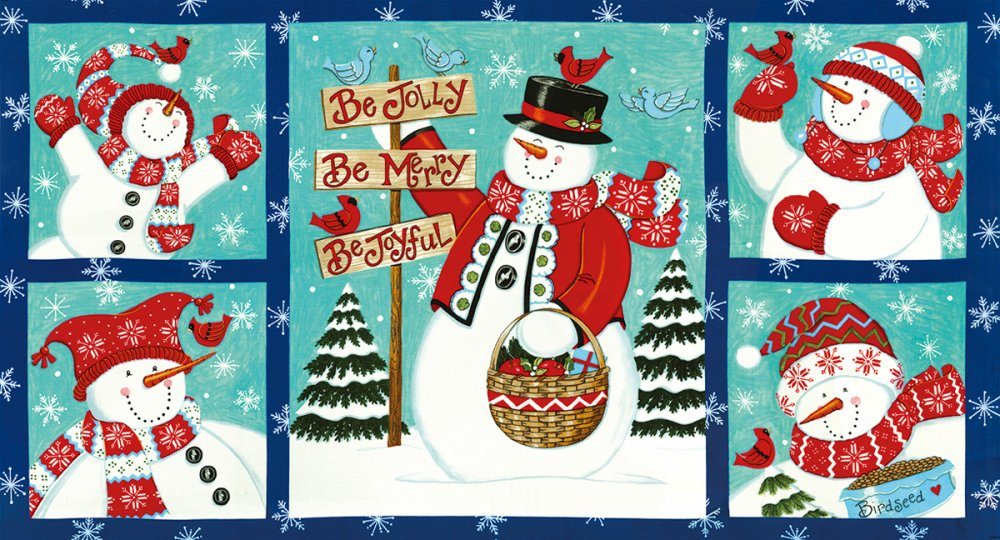 Be Jolly By Deb Strain For Moda