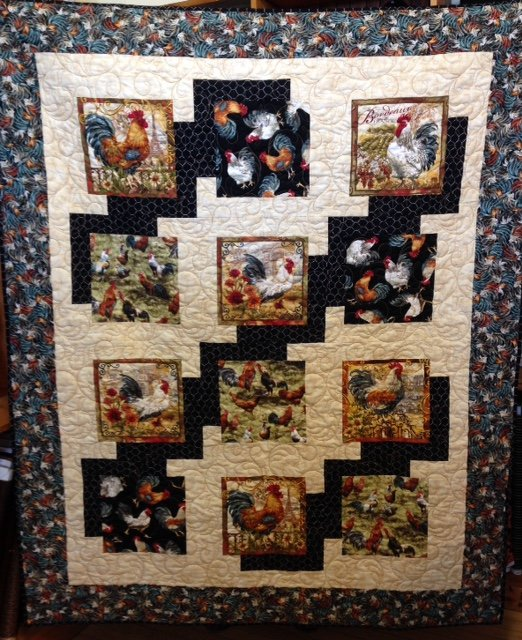 French country quilt kit for French country websites