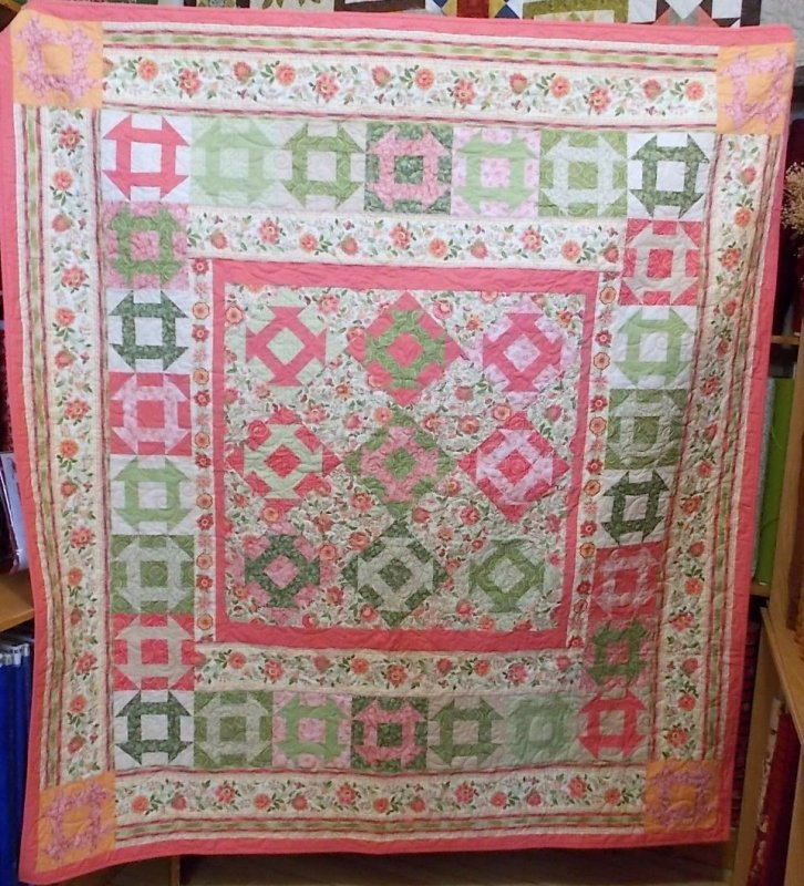 Emma quilt kit - Quilt rits ...