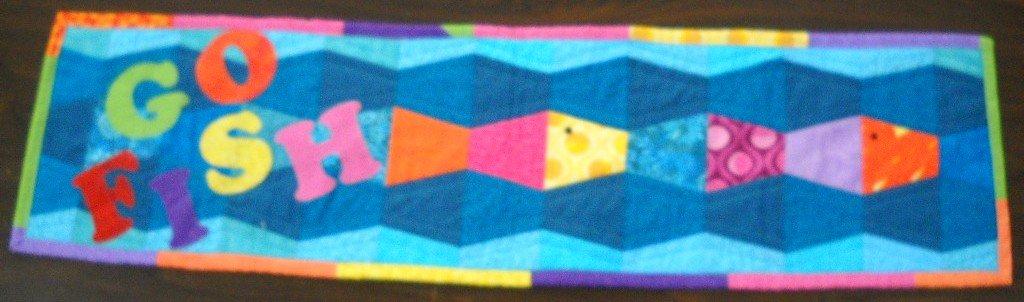 Row by Row 2017 Go Fish Kit