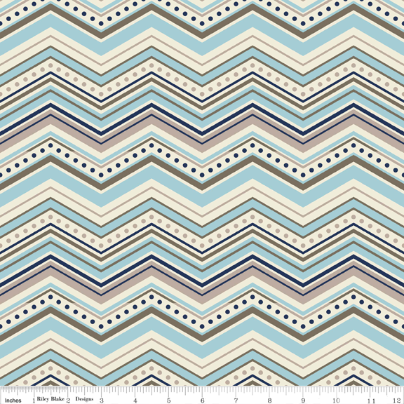 Fantastic Blue And Gray Chevron Fabric Photos - Bathtub for ...