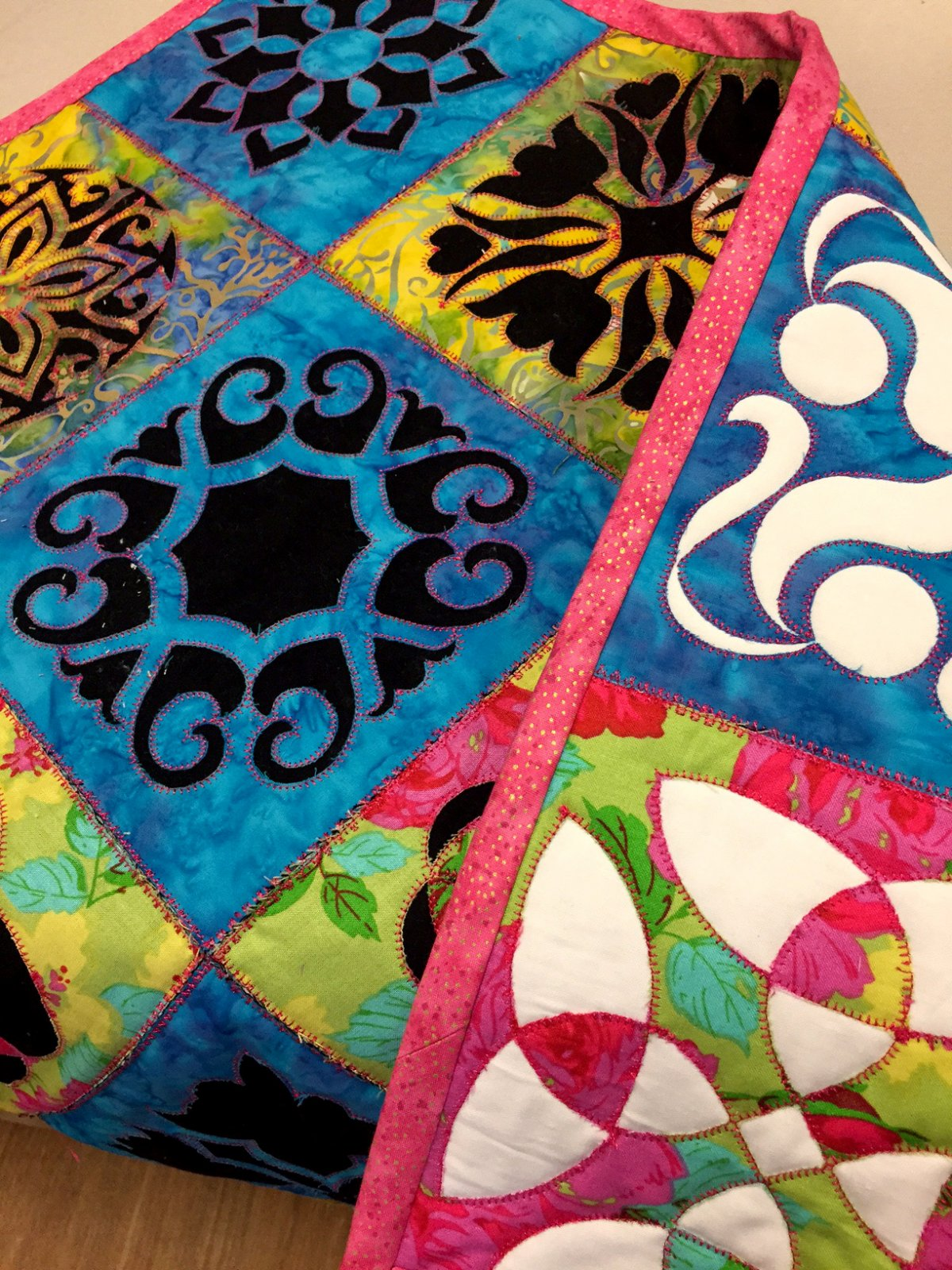 Reverse applique embroidery designs makaroka