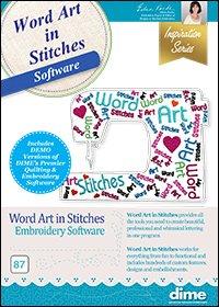 Word Art in Stitches