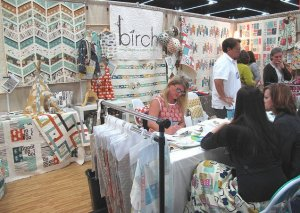 International Spring Quilt Market 2013