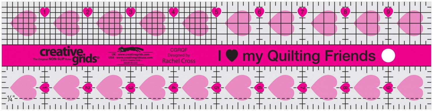 Martelli Quilting Templates : Rulers & Templates