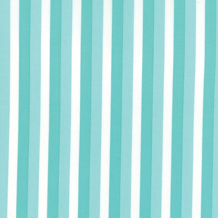 Color Theory Teal Ombre Stripes