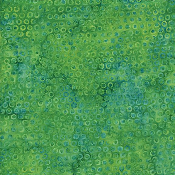 Dotalicious Leprechaun Hole Batik