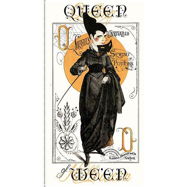 Queen of We'en Panel