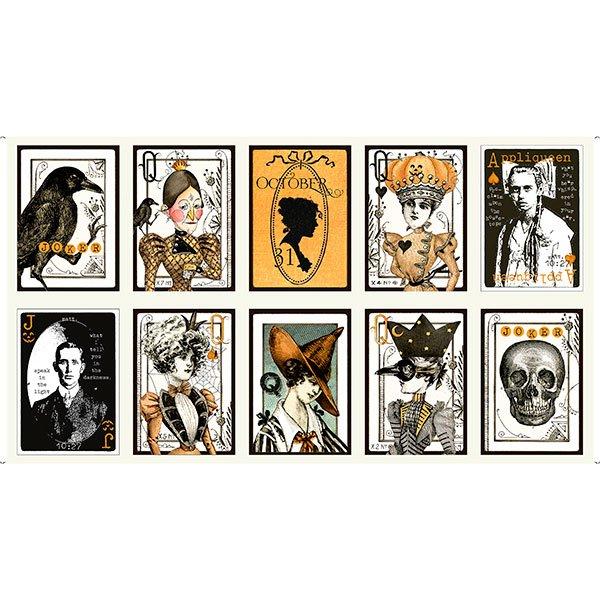 Queen of We'en Queen Card Patches Panel