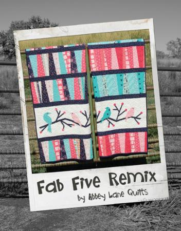 Fab Five Remix Book