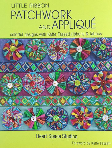 Little Ribbon Patchwork and Applique Book
