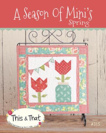 A Season of Mini's Spring Pattern