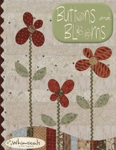 wh321 :: buttons and blooms