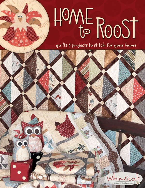 wh323 :: home to roost
